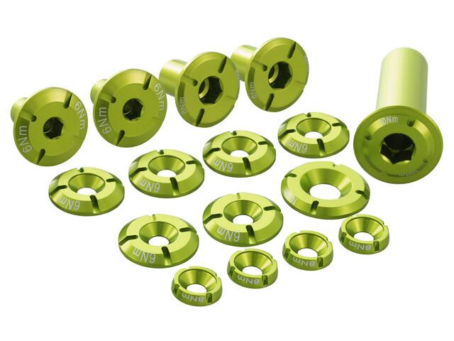 VOTEC VM/VX - Tuningsatz ANO - apple green